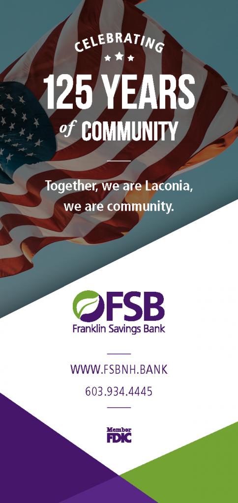 Franklin Savings Bank_Print Design